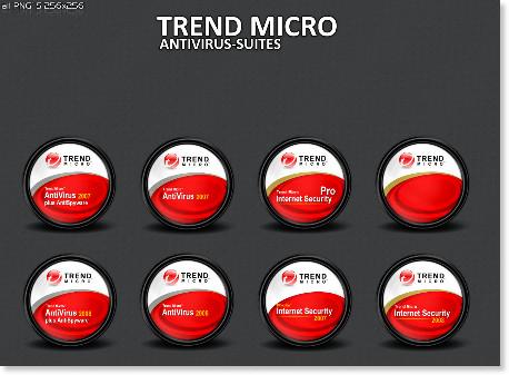 http://3xhumed.deviantart.com/art/Trend-Micro-SecuritySuitesPack-93479824