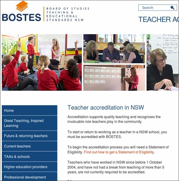 http://www.nswteachers.nsw.edu.au/