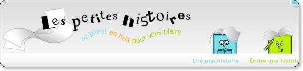 http://www.lespetiteshistoires.fr/