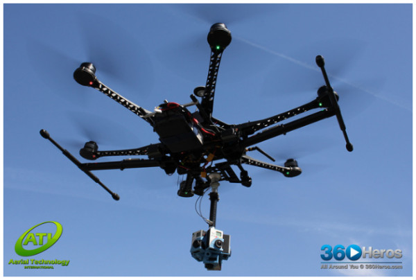http://www.kickstarter.com/projects/360heros/360heros-360-video-photo-gear-3d-printed-for-gopro