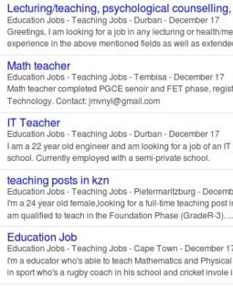 http://www.olx.co.za/education-jobs-teaching-jobs-cat-261