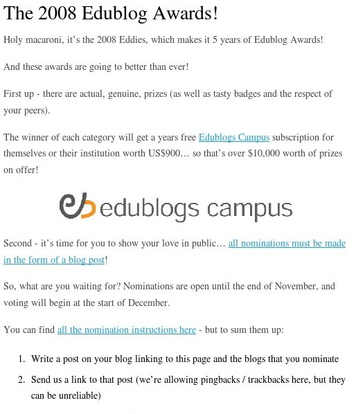 http://edublogawards.com/2008/