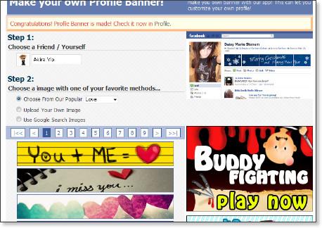 Pictures For Profile Banner On Facebook. FacebookのProfile Banner via
