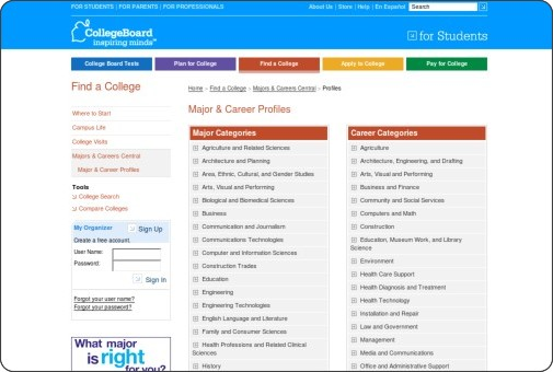 http://www.collegeboard.com/csearch/majors_careers/profiles/
