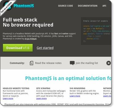 http://phantomjs.org/