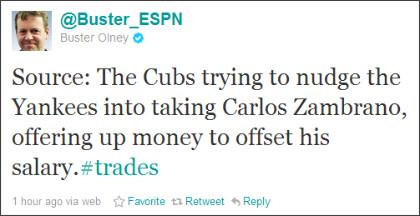 http://twitter.com/#!/Buster_ESPN/status/96292498498002945