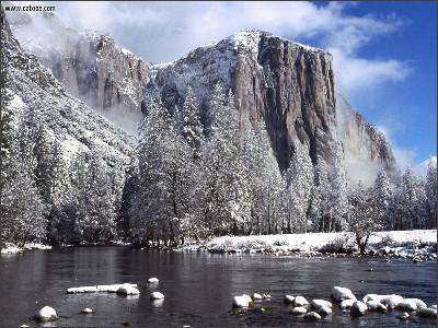 http://t.wallpaperweb.org/wallpaper/nature/1600x1200/El_Capitan_in_Winter_Yosemite_National_Park_California.jpg