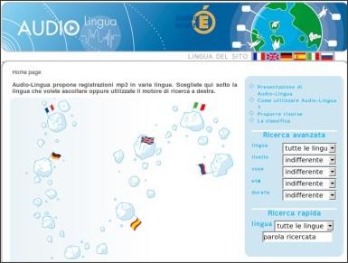 http://www.audio-lingua.eu/?lang=