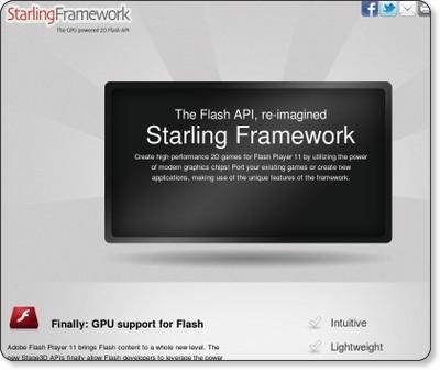 http://www.starling-framework.org/