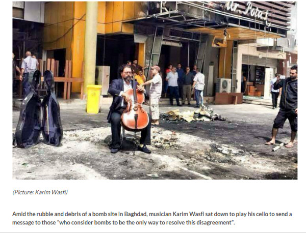 http://i100.independent.co.uk/article/in-the-aftermath-of-a-car-bomb-in-baghdad-this-man-sat-down-and-played-his-cello--eywZjPKEeb