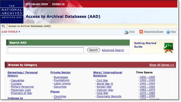 http://aad.archives.gov/aad/