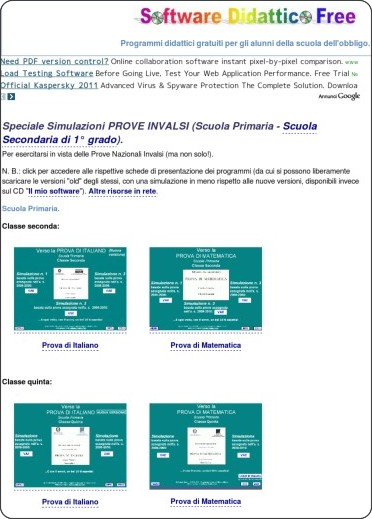 http://www.softwaredidatticofree.it/specialeproveinvalsi.htm
