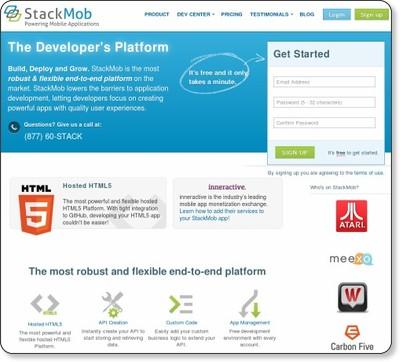 http://stackmob.com/