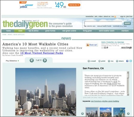 http://www.thedailygreen.com/environmental-news/latest/most-walkable-cities-460708