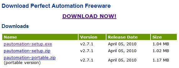http://www.gentee.com/perfect-automation/download-freeware.html