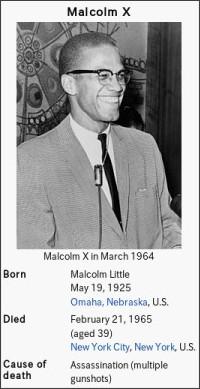 https://en.wikipedia.org/wiki/Malcolm_X