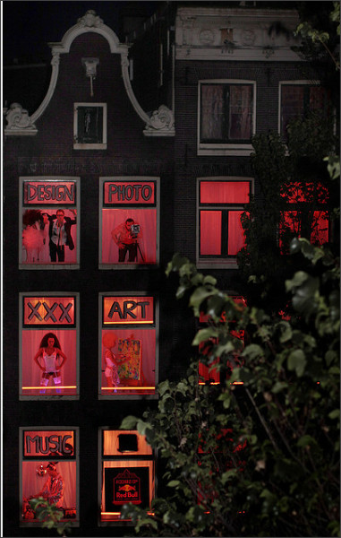 築527年、アムステルダム最古の...