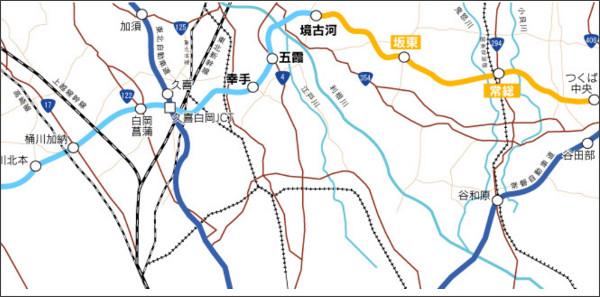 圏央道(境古河~つくば中央)|NEXCO 東日本