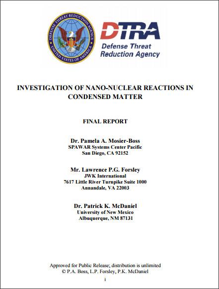 http://lenr-canr.org/acrobat/MosierBossinvestigat.pdf