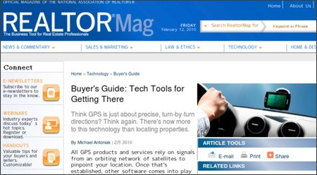 http://www.realtor.org/rmotechnology/BuyersGuide/Guides/1002_buyersguide_gps