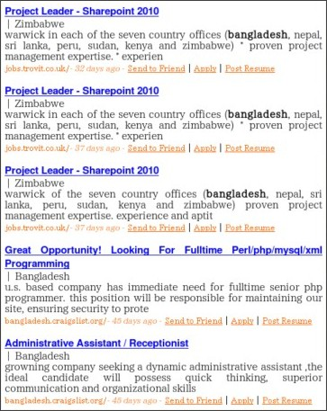 http://www.jobsinworld.com/Computer/jobs-in/Bangladesh