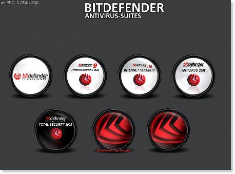 http://3xhumed.deviantart.com/art/Bitdefender-SecuritySuitesPack-93478080