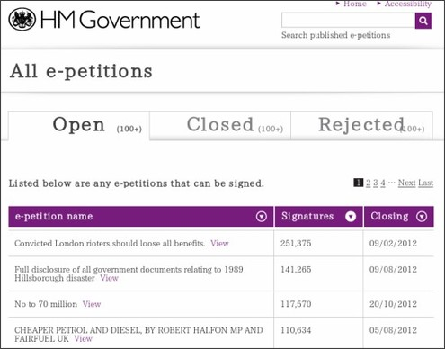 http://epetitions.direct.gov.uk/petitions