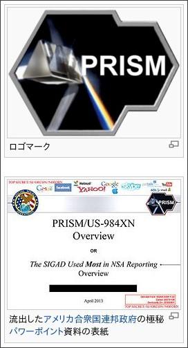http://ja.wikipedia.org/wiki/PRISM_%28%E7%9B%A3%E8%A6%96%E3%83%97%E3%83%AD%E3%82%B0%E3%83%A9%E3%83%A0%29
