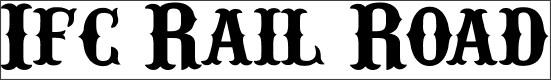 http://www.dafont.com/ifc-railroad.font