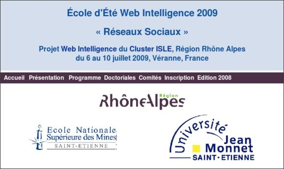 http://ecole.web-intelligence-rhone-alpes.org/