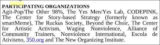 https://books.google.co.jp/books?id=vi73AgAAQBAJ&pg=PT3&lpg=PT3&dq=center+for+artistic+activism+350.org&source=bl&ots=9cuENhOWcv&sig=dzA3Lj_FFrPvvR_W7ptgYKkQB2U&hl=en&sa=X&ved=0ahUKEwivhsuf4rTQAhWhqVQKHbd5C2YQ6AEINTAE#v=onepage&q=center%20for%20artistic%20activism%20350.org&f=false