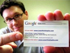 http://gigazine.net/index.php?/news/comments/20090202_google_business_card/