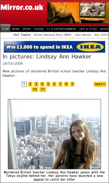http://www.mirror.co.uk/news-old/news-pictures/2008/03/24/in-pictures-lindsay-ann-hawker-115875-20361879/