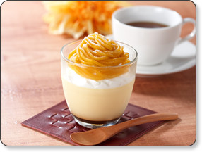 7gy bor rou sha 【食べ物】2つの味が楽しめる!モンテールの「焼きプリンモンブラン」を食べました!