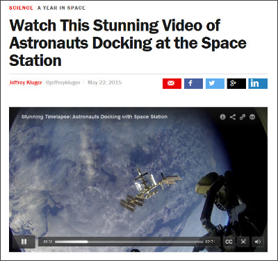 http://time.com/3893427/astronauts-docking-space-station/
