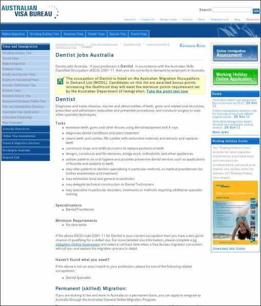 http://www.visabureau.com/australia/jobs/dentist-jobs-australia.aspx