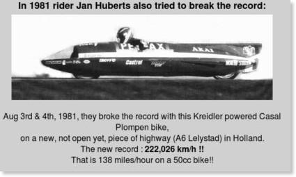 http://www.kreidler.nl/forum/speedrecord.php