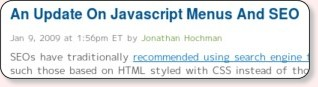 http://searchengineland.com/an-update-on-javascript-menus-and-seo-16060