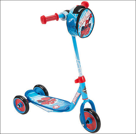 https://www.disneystore.com/bikes-scooters-toys-spiderman-scooter-by-huffy-6-wheels/mp/1419901/1000264/