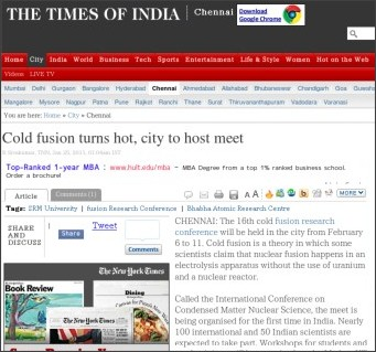 http://timesofindia.indiatimes.com/city/chennai/Cold-fusion-turns-hot-city-to-host-meet-/articleshow/7357005.cms