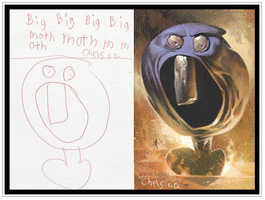 http://thechive.com/2010/04/06/moster-engine-brings-childrens-drawings-to-life-11-photos/