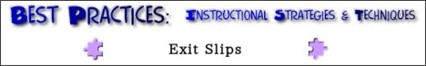 http://www.saskschools.ca/curr_content/bestpractice/exit/assessment.html