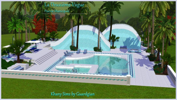 The sims 3 premium for Pool designs sims 4