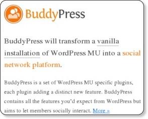 http://buddypress.org/