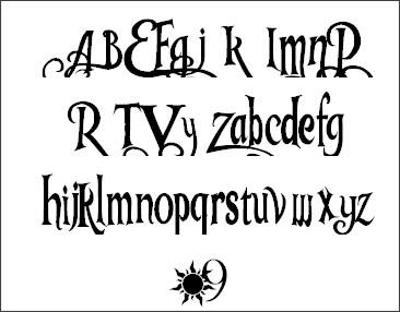 http://www.fontspace.com/juan-e-b/tangled-v12
