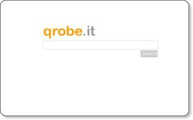 http://qrobe.it/