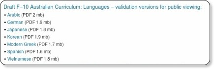 http://www.acara.edu.au/curriculum_1/learning_areas/languages.html