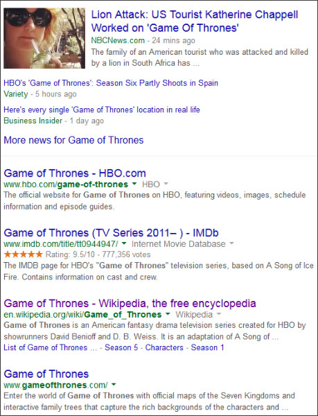 https://www.google.com/#q=Game+of+Thrones
