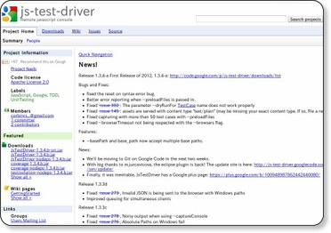 http://code.google.com/p/js-test-driver/