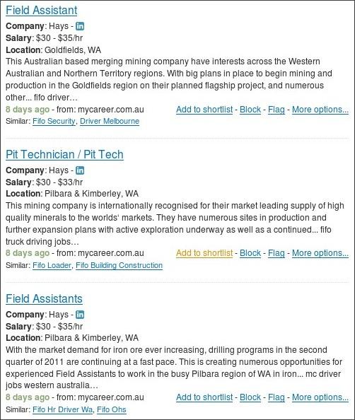 http://www.jobisjob.com.au/fifo+driver/jobs